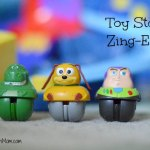 Toy Story Zing-Ems Disney