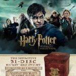 Amazon Gold Box Deal – Harry Potter Wizard's Collection 31-Disc Set