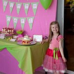 Wordless Wednesday: Strawberry Shortcake Birthday Party