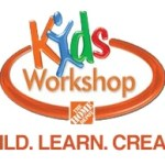 Free Home Depot Kids Workshop This Weekend