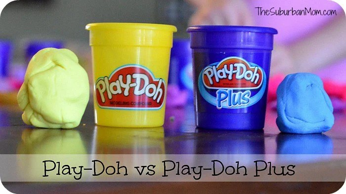 New Play-Doh Plus