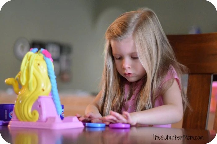 Play-Doh Disney Princess Rapunzel Hair Designs Set