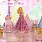 A Dream Come True Disney Princess Party