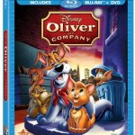 Disney's Oliver and Company Blu-Ray