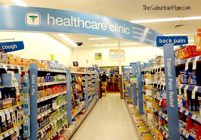 Walgreens Healthcare Clinic #healthcareclinic #shop