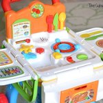 Learning And Playing With The Vtech 2-in-1 Shop And Cook Playset ~ Giveaway