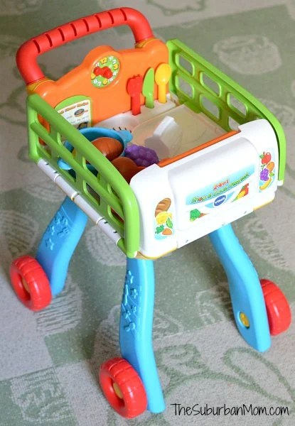 Vtech Shopping Cart Toy