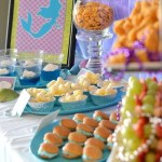 The Little Mermaid Ariel Birthday Party ~ Ideas, Food, Crafts & More