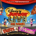 Disney Junior Live Pirate & Princesses At UCF + Free Coloring Page + Giveaway