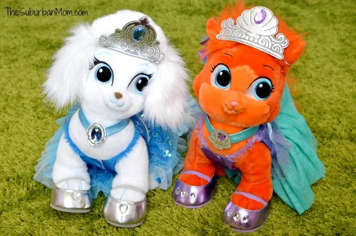 Build A Bear Disney Palace Pets