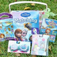 What's In My Girls' Easter Baskets (Last-Minute Ideas) ~ Frozen Game Giveaway!