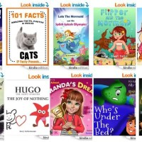 10 Free Children's Kindle eBooks April 24, 2014