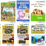 Free Kids Kindle Books April 25