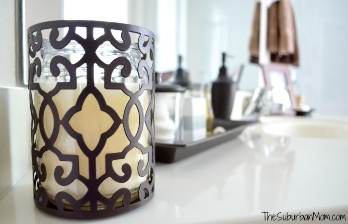 Bathroom Candlelight