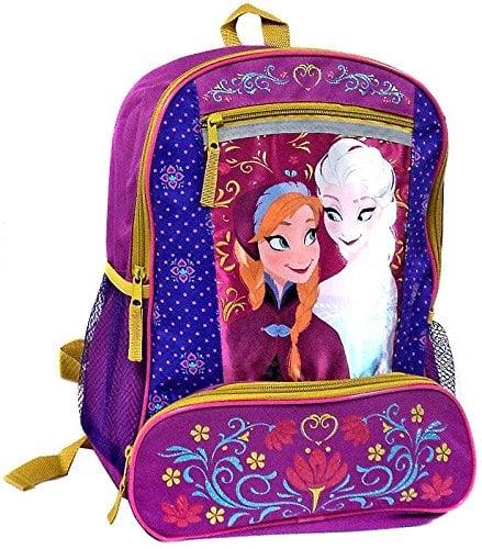 Frozen Anna Elsa Backpack
