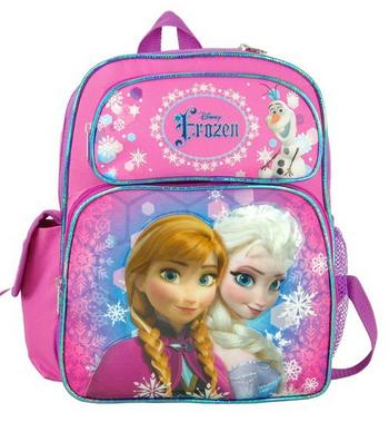Frozen Anna Elsa Preschool Backpack