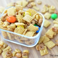DIY Chex Mix: Honey Peanut School Fuel ~ Giveaway