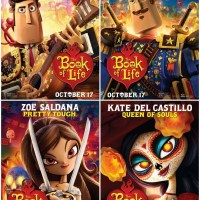 The Book Of Life Is Now In Theaters ~ $50 Giveaway