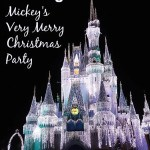 5 Things to Bring to Mickey's Very Merry Christmas Party