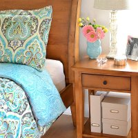Master Bedroom Makeover On A Budget ~ $100 Giveaway