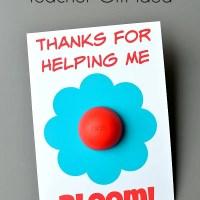 EOS Lip Balm Teacher Appreciation Gift Printable
