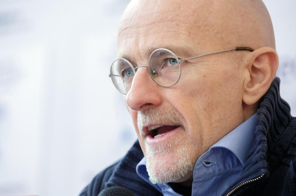 Sergio Canavero has performed the world's first human head transplant