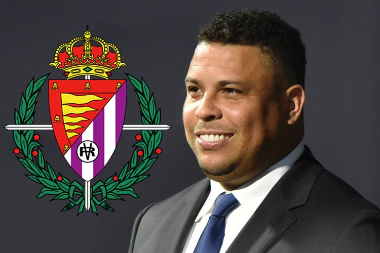 Image result for ronaldo valladolid