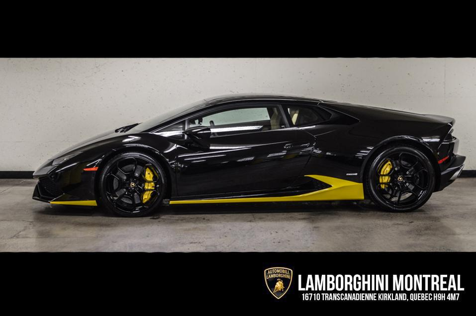 2015 lamborghini huracan for sale in canada. Black Bedroom Furniture Sets. Home Design Ideas