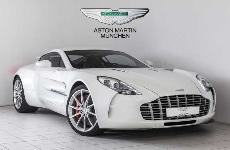 Aston Martin One-77 For Sale in Germany