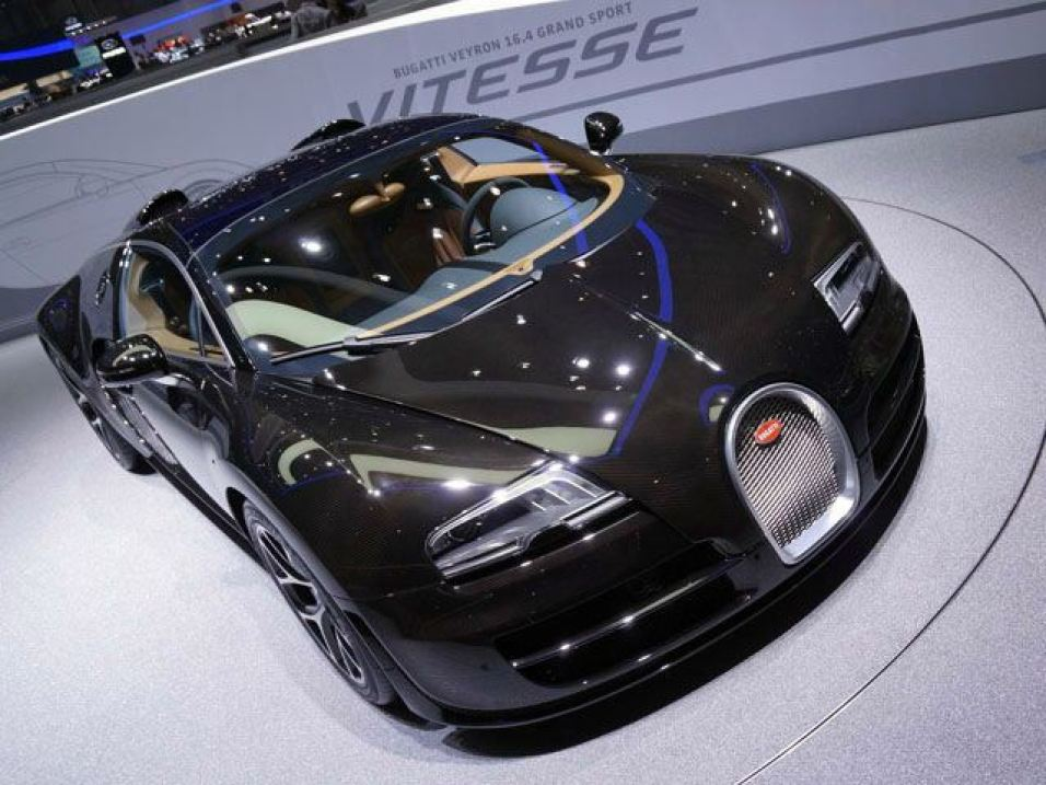 ronaldo bought a bugatti veyron post euro 2016 the supercar blog. Black Bedroom Furniture Sets. Home Design Ideas