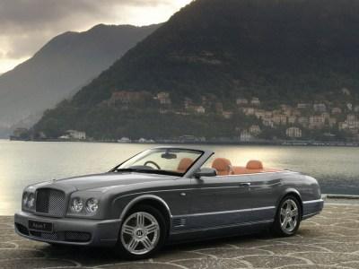 2009 Bentley Azure T Specs, Top Speed, Pictures & Engine Review