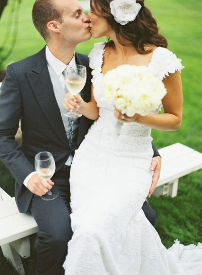 A Rustic + Pretty Winery Wedding - The Sweetest Occasion