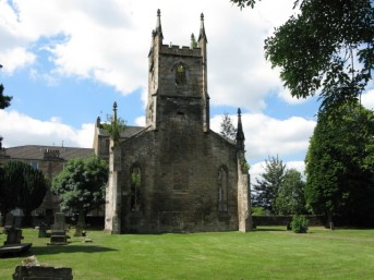 Old Cathcart Church
