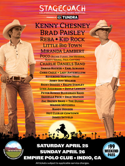 Stagecoach Festival 2009
