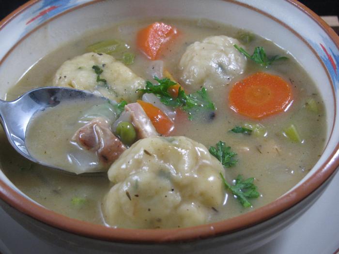 emeril chicken and dumplings