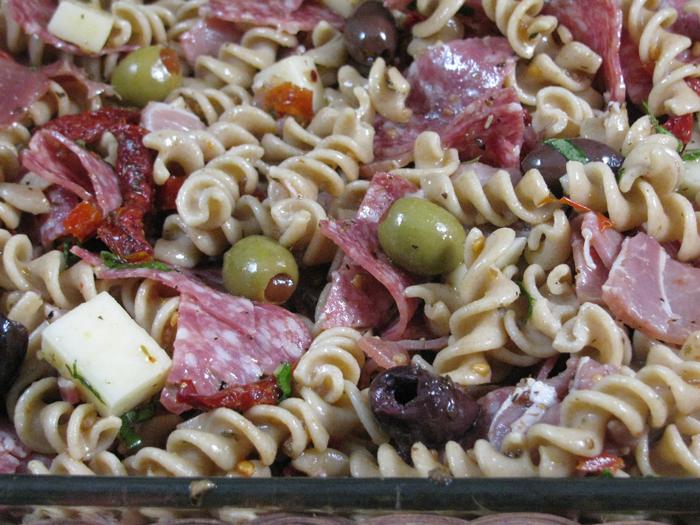 emeril antipasto pasta salad