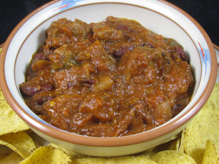 emeril beef chili