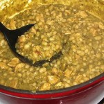 Paula Deen White Chicken Chili