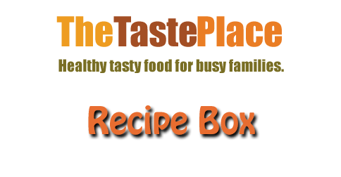 The Taste Place Recipe Box