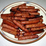 Smoked Breakfast Sausages