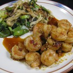 Spicy Asian Garlic Shrimp