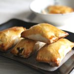Chinese Roast Pork Pastry Puffs (Char Siu So)
