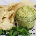 Creamy Greek Yogurt Guacamole (And a FAGE Giveaway)