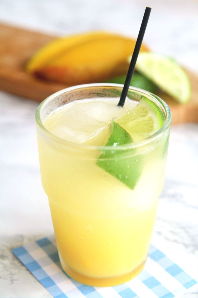 Mango Pineapple Rum Punch {Caribbean Week in NYC}