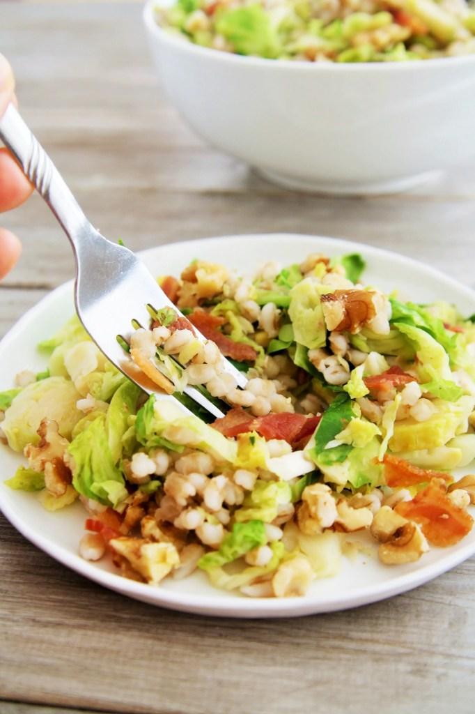 warm-brussels-sprouts-bacon-farro-4