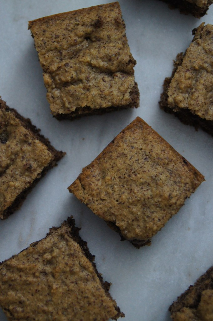 Chocolate Chip Paleo Cookie Bars