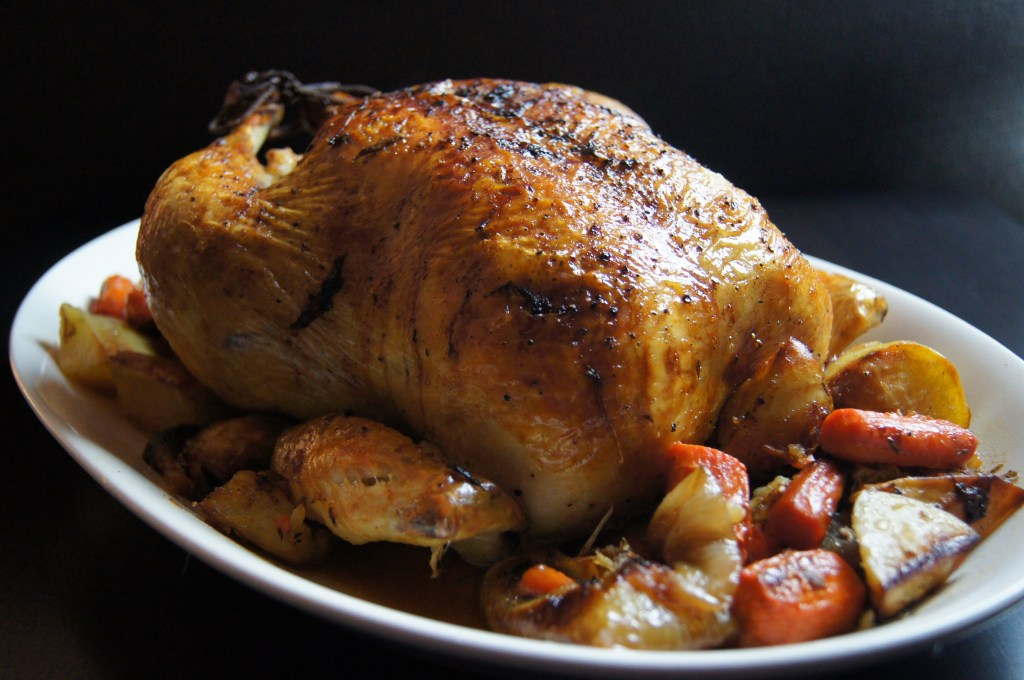 Absolutely Perfect Roast Chicken