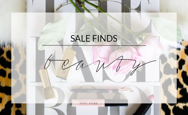 Beauty Sale Finds