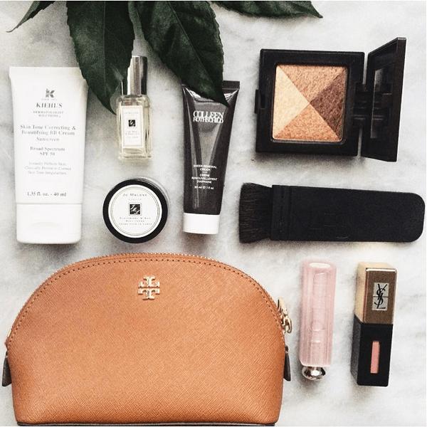 in my makeup bag