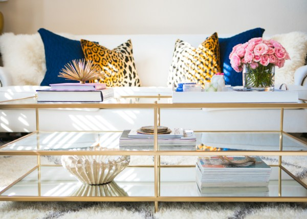 leopard pillows